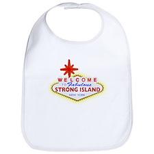 Strong Island Vegas Bib