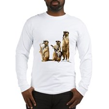 Meerkat Trio2 Long Sleeve T-Shirt