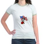 Spirit of 76 Jr. Ringer T-Shirt