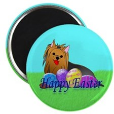 "Yorkshire Terrier 2.25"" Magnet (100 pack)"