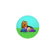 Yorkshire Terrier Mini Button (10 pack)