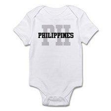 PH Philippines Infant Bodysuit