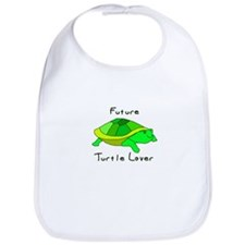 Future Turtle Lover Bib