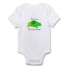 Future Turtle Lover Infant Creeper