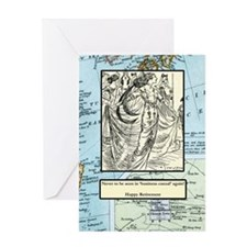 Card Business Casual Retirement5x7 Greeting Cards