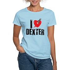 I Heart Dexter Women's Light T-Shirt