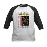 That's How I Roll Wrestling Tee