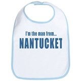 Man From Nantucket T-shirts Bib
