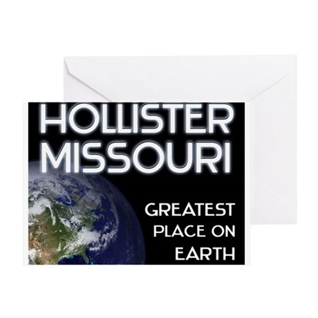 hollister missouri - greatest place on earth Greet