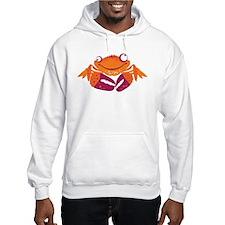 Funny Crab Hoodie