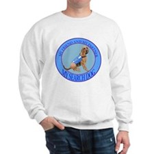 bloodhound search dog Sweatshirt
