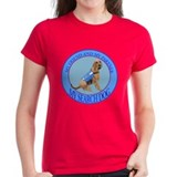 bloodhound search dog Tee