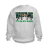 Wrestling It's In My Blood Jumpers