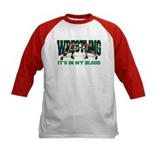 Wrestling It's In My Blood Tee