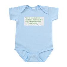 Directions Infant Creeper