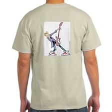 Jammin' Jeremy Light T-Shirt