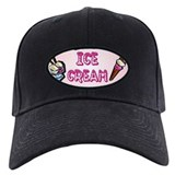 Ice Cream Baseball Hat