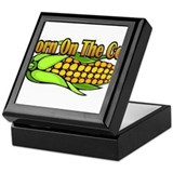 Corn on the Cob Keepsake Box