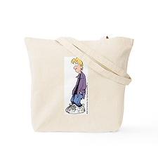 Slouchy Jeremy Tote Bag