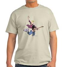 Rock Star Jeremy Light T-Shirt
