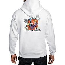 Happy Birthday Jeremy Hooded Sweatshirt