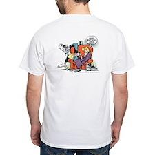 Happy Birthday Jeremy White T-Shirt
