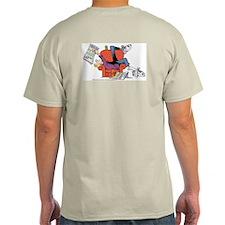 Jeremy Reading Comics Light T-Shirt