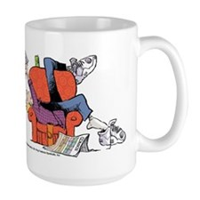 Jeremy Reading Comics Large Mug