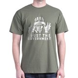 Zombie Uncle Sam T-Shirt