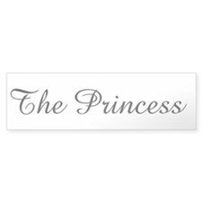 The Princess Bumper Sticker (50 pk)