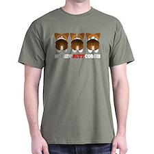 Tri Pembroke Butts T-Shirt