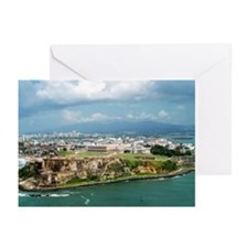 El Morro, Puerto Rico Greeting Cards (Pk of 20)