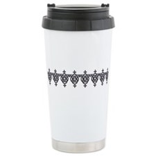 Swingers Symbol Ceramic Travel Mug