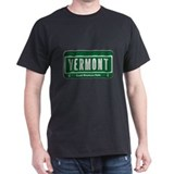 Vermont Plate T-Shirt