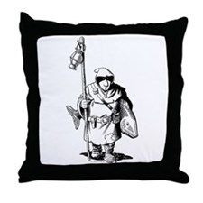 Bosch Throw Pillow