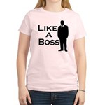Like a Boss Women's Light T-Shirt
