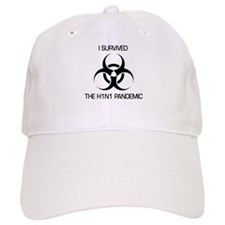Survived the H1N1 Pandemic Baseball Cap