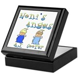 Grandma's Angels Keepsake Box