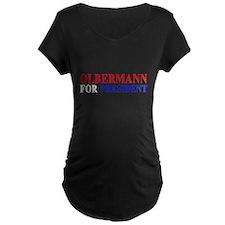 Olbermann for President T-Shirt