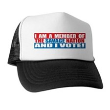 Unique I am Trucker Hat