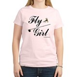 Fly Girl Women's T-Shirt