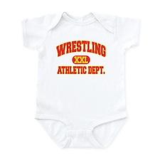 Wrestling Onesie