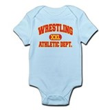 Wrestling Onesie