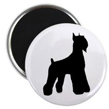 """Silhouette #1 2.25"""" Magnet (100 pack)"""