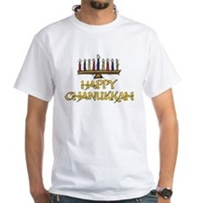 Happy Chanukkah T-Shirt