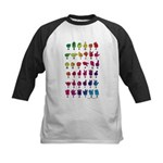 RBW Fingerspelled ABC Kids Baseball Jersey