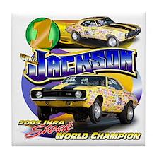 2005 Stock Champion Tile Coaster