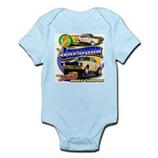 2005 Stock Champion Infant Creeper