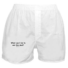 What can I do? Boxer Shorts