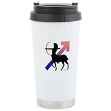 Sagittarius Ceramic Travel Mug